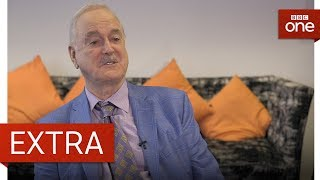 Interview with Alison Steadman and John Cleese - Hold the Sunset - BBC One - BBC