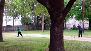 اتهام شرطي أمريكي أبيض بقتل رجل أسود أعزل