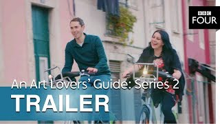 An Art Lovers' Guide: Series 2 | Trailer - BBC Four - BBC