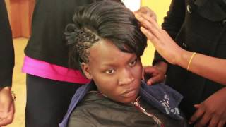 USAID Initiative Empowers Youth Through Vocational Training - VOAVIDEO