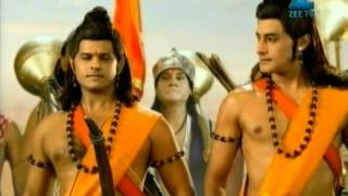 Ramayan - Zee TV : Episode 56 - 1st September 2013