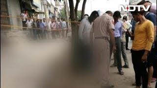 दिल्ली के बुराड़ी इलाके में ताबड़तोड़ फायरिंग, 3 लोगों की मौत - NDTVINDIA