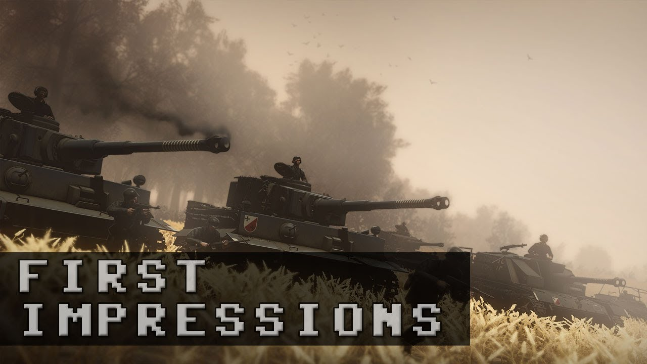 Heroes and Generals Gameplay | First Impressions HD