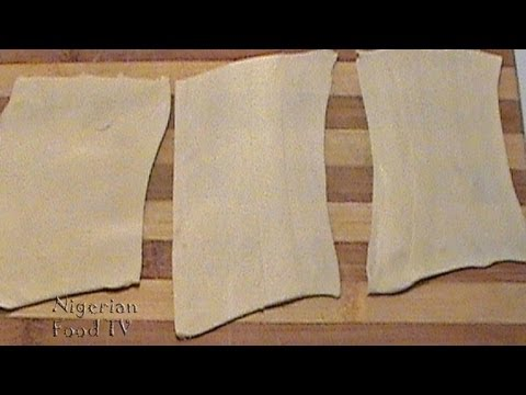 Homemade Wonton Wrappers Dough(Homemade Dumpling Wrappers / Asian Egg Roll wrappers)