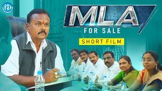 MLA For Sale - Latest Telugu Short Film 2018 || Directed By Raj Adicherla - YOUTUBE