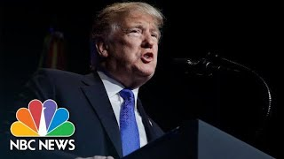 Watch Live: President Trump makes immigration announcement - NBCNEWS