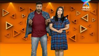 #KrazyMorningz with Sashi & Swetha..Daily at 8 AM on Star Maa Music - MAAMUSIC