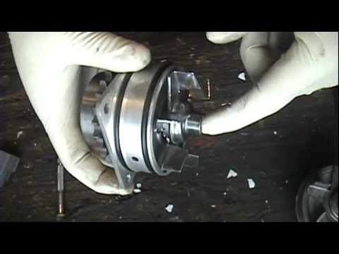 Replacing water pump, 4th gen Maxima (1/3)