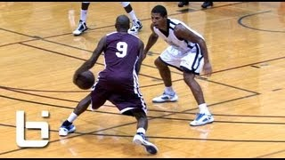 Jamal Crawford's 51 Points In Pro Am Game