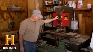 Forged in Fire: Bonus - Tournament Round 1 Home Forge Challenge (S5, E30) | History - HISTORYCHANNEL