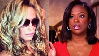 Real Housewives of Atlanta' Kandi Sues Kim, Phaedra Represents