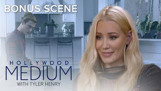Tyler Henry Gives Iggy Azalea The Family Advice She Needed | Hollywood Medium | E! - EENTERTAINMENT
