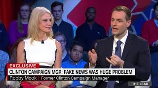 Mook: 2016 was first 'post-factual' election - CNN
