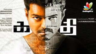 Vijay's Kaththi Tamil Movie Review