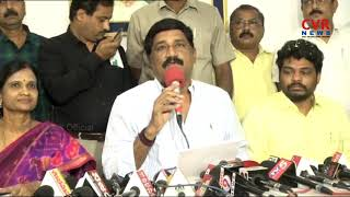 Minister Ganta Srinivasa Rao Releases Intermediate Exam Schedule | CVR News - CVRNEWSOFFICIAL