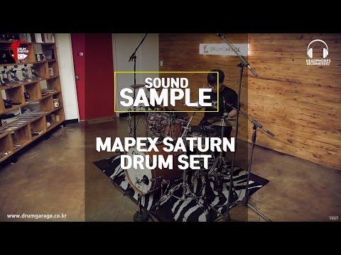 MAPEX SATURN DRUM SET