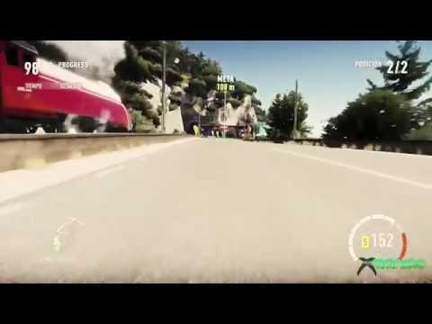 Pilla el tren en Forza Horizon 2
