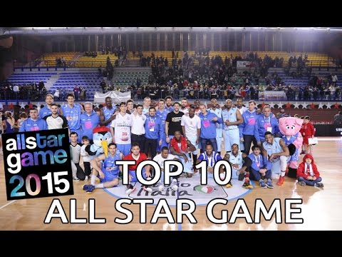 TOP 10 ALL STAR GAME LNP 2015