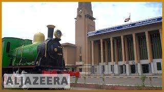 🇫🇷 Push in Iraq to get trains back on track | Al Jazeera English - ALJAZEERAENGLISH