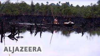 UK court to issue verdict in Shell Nigeria oil spill case - ALJAZEERAENGLISH