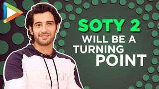 """All  I have lacked till now has been EYEBALLS & With SOTY 2 I will..."" :Aditya Seal - HUNGAMA"