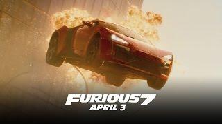 شاهد: لايكان هيبرسبورت الخارقة في Fast and Furious 7
