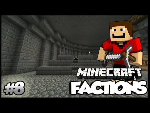 Minecraft: Factions Lets Play - E8 - Enchanting Stable