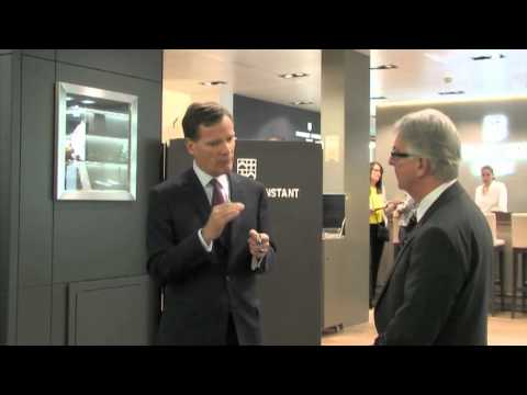Baselworld 2014. Mr. Peter Stas - Trustedwatch.tv video interview