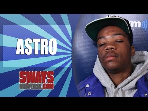 Astro aka The Astronomical Kid - Astro Freestyles On