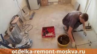 Ремонт кухни под ключ за 3 дня