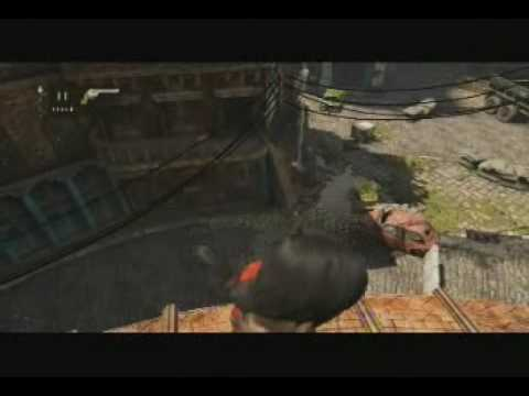 Uncharted 2 Desperate Times Hidden Room  ###Mapmonkeys Presents###