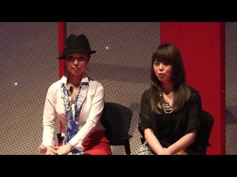 二人であることの可能性 ~Fashion as Entertainment~: Quantize at TEDxSakurajima
