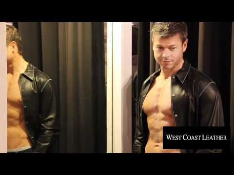The Classic Male visit West Coast Leather in San Francisco