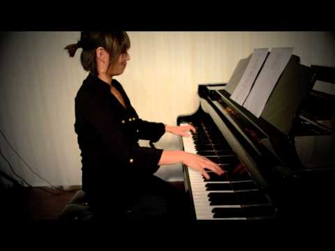 Adele - Someone Like You - (piano cover) -if8epsj52Gw