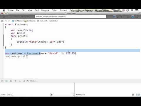 Struct Default Memberwise Initializer in Swift