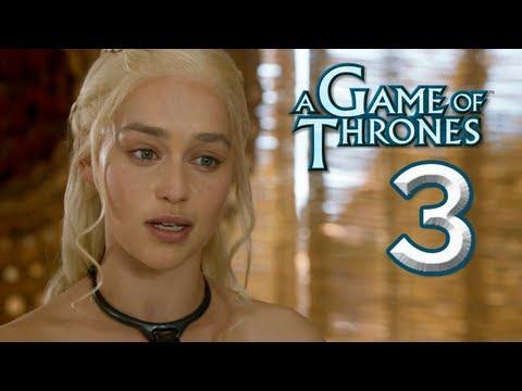 Game Of Thrones Season 3 - Enemies Preview (HD)