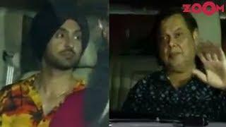 Diljit Dosanjh, Angad Bedi, Kamaal R Khan & Others Arrive At 'Soorma' Special Screening - ZOOMDEKHO