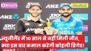 India vs New Zealand 1st ODI at Napier: Virat Kohli, MS Dhoni के निशाने पर अब किवियों की बारी - ITVNEWSINDIA