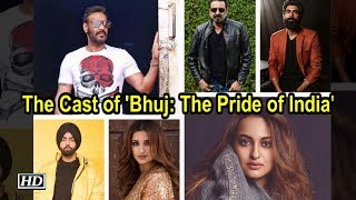 Parineeti, Sonakshi, Sanjay Dutt join cast of 'Bhuj: The Pride of India' - IANSLIVE