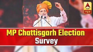 Survey of all Lok Sabha seats in Chhattisgarh and Madhya Pradesh | Siyasat Ka Sensex (25.0 - ABPNEWSTV
