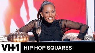 DeRay Banters w/ Mel B aka Scary Spice Before the Show 'Sneak Peek' | Hip Hop Squares - VH1