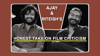 "Ajay Devgn: ""CRITICS  take CINEMA Very Seriously""