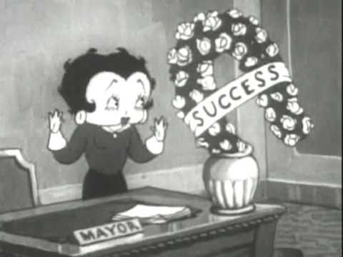 Betty Boop - The Candid Candidate