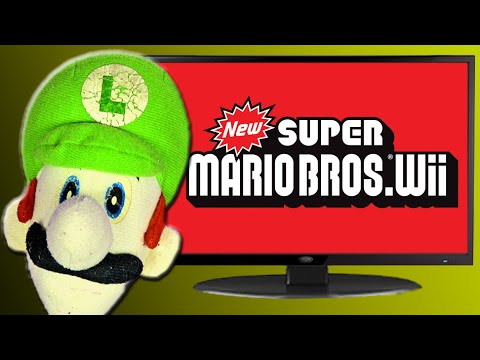 Luigi Time!!! | New Super Mario Bros Wii