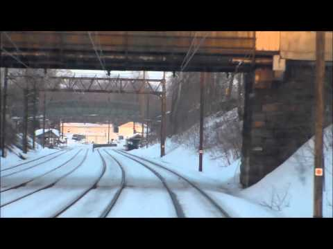 Cab Ride- Thorndale to 30th Street in the Snow