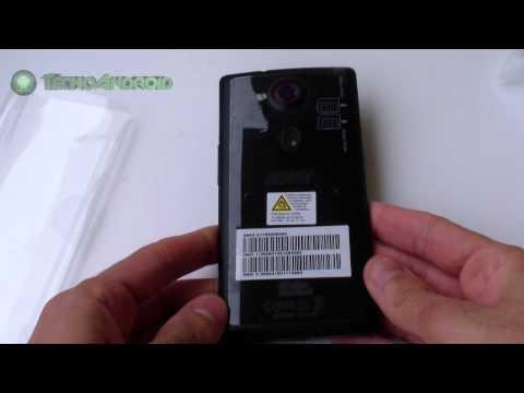 Unboxing Acer Liquid E3