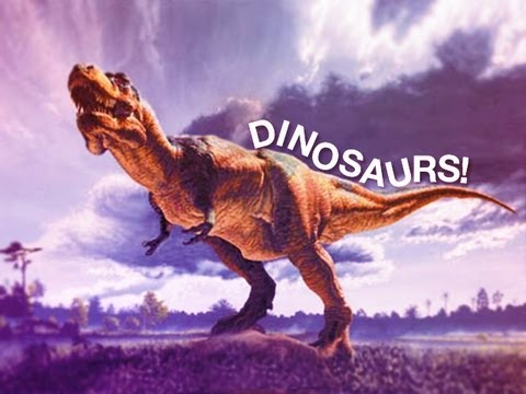 The World of the Dinosaurs - Symphony of Science
