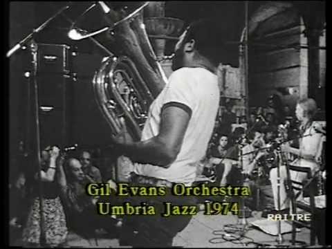 Gil Evans Orchestra Umbria Jazz 1974