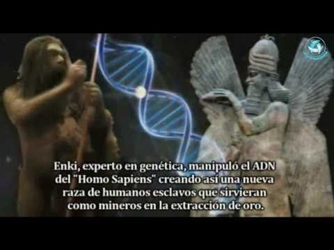 ANUNNAKI From GENESIS to the PRESENT day Subtitulos ESPAÑOL