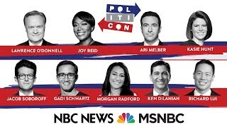 Watch Live: NBC News, MSNBC participate in Politicon - NBCNEWS